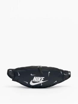 Nike Сумка Heritage Hip Pack AOP1 черный