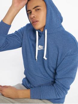 Nike Толстовка Sportswear Heritage индиго