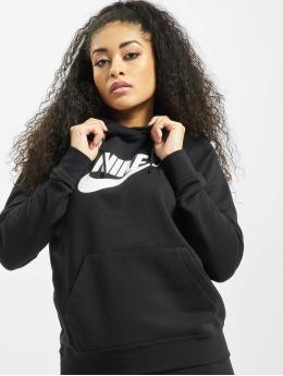 Nike Толстовка Essential HBR черный