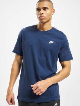 Nike Футболка Club  синий