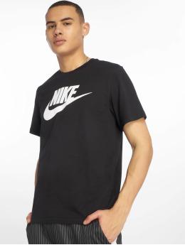 Nike Футболка Sportswear черный