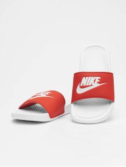 Nike Шлёпанцы Benassi JDI белый