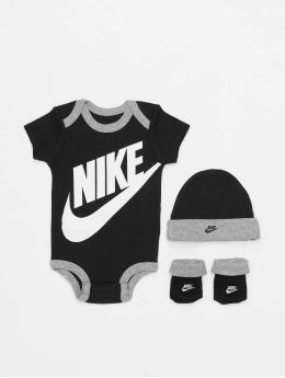 Nike корсаж Futura Logo Boxeed черный