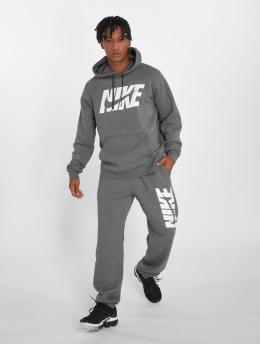 Nike Anzug Sportswear grau