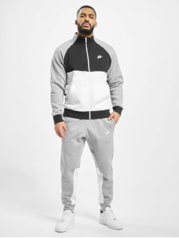 Nike Anzug Fleece  grau
