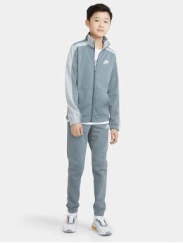 Nike Anzug Poly  grau