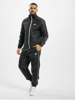 Nike Anzug Woven Track schwarz