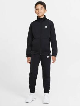 Nike Anzug Poly  schwarz