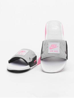 Nike Badesko/sandaler Air Max 90 hvit