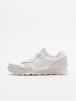 Nike Baskets Mid Runner 2 (GS) blanc