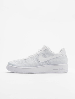 Nike Baskets Air Force 1 Flyknit 2.0 blanc