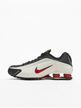 Nike Baskets Shox R4 blanc