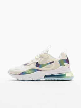 Nike Baskets Air Max 270 React 20 (GS) blanc