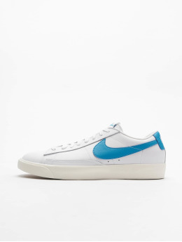 Nike Baskets Blazer Low Leather blanc