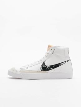 Nike   Blazer Mid Vintage '77 blanc Homme Baskets