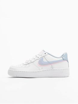 Nike Baskets Air Force 1 LV8 (GS) blanc