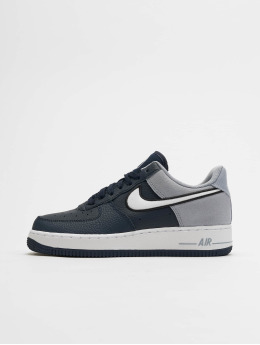 Nike Baskets Air Force 1 '07 LV8 1 bleu
