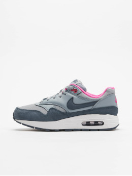 Nike Baskets Air Max 1 (GS)  bleu