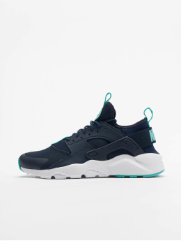 Nike Baskets Air Huarache Run Ultra GS bleu