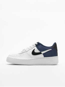 Nike Baskets Air Force 1 LV8 1 (GS) bleu