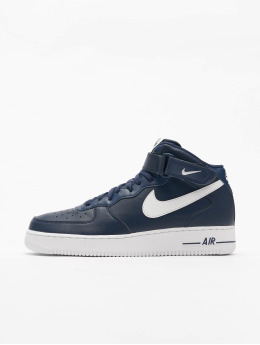 Nike Baskets Air Force 1 Mid '07 AN20 bleu