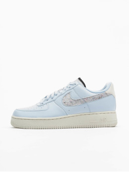 Nike Baskets Wmns Air Force 1 '07 Se bleu