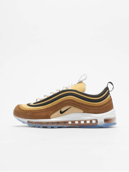 Nike Baskets Air Max 97 brun