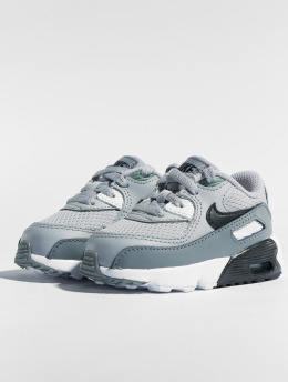 Nike Baskets Air Max 90 Mesh (TD) gris