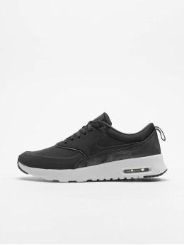 Nike Baskets Women's Nike Air Max Thea Premium gris