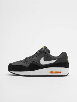Nike Baskets Air Max 1 (GS) gris