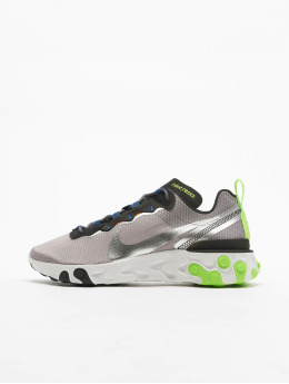 Nike Baskets React Element 55 SE gris