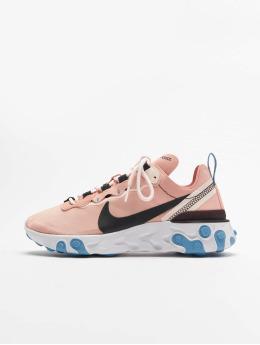 Nike Baskets React Element 55 magenta
