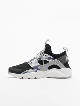 Nike Baskets Air Huarache Run Ultra Print noir