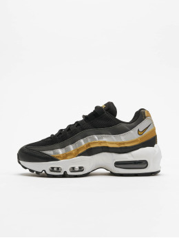 Nike Baskets Womens Air Max 95 noir