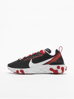 Nike Baskets React Element 55 noir