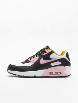 Nike Baskets Air Max 90 LTR (GS) noir