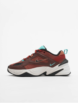 Nike Baskets M2K Tekno rouge