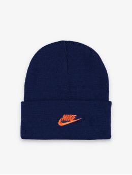 Nike Beanie Cuffed blau