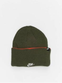 Nike Beanie Cuffed Beanie 3 In 1  oliva