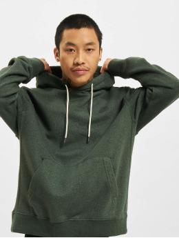 Nike Bluzy z kapturem Revival zielony