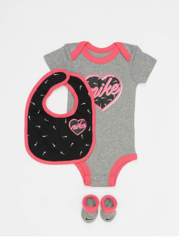 Nike Body Nhg Girls Heart gray