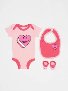 Nike Body Have A Nike Day Heart vaaleanpunainen