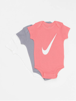 Nike Bodystocking Swoosh S/S pink