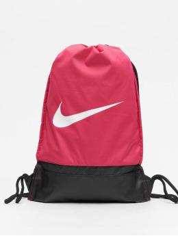 Nike Bolsa de deporte Brasilia Gym fucsia
