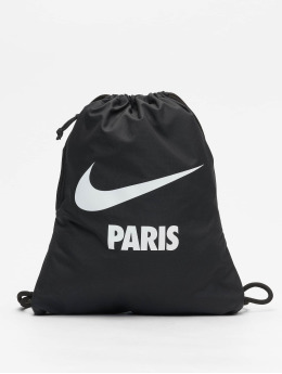 Nike Bolsa Heritage City Swoosh negro