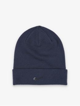 Nike Bonnet Swoosh bleu