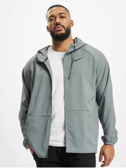 Nike Bundy na přechodné roční období Dri-Fit Flex Vent Max šedá