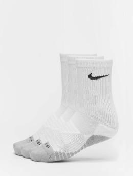 Nike Calzino Everyday Max Cushion Training bianco