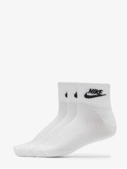 Nike Calzino Everyday Essential Ankle bianco