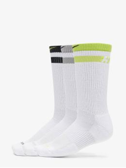 Nike Calzino Everyday Plus Cush Crew 3-Pack bianco